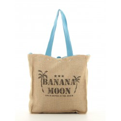 Banana Moon - sac shopping toile