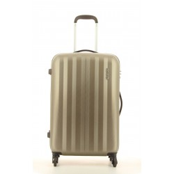 American Tourister - Valise rigide taille moyenne AT Prismo II