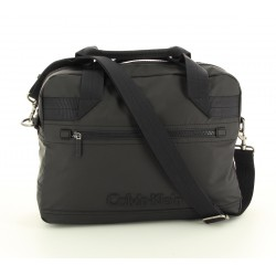 Calvin Klein - Porte documents homme compartiment ordinateur 15""