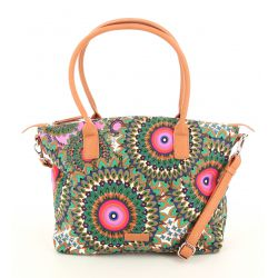 Sac shopping Cadix - Fuchsia