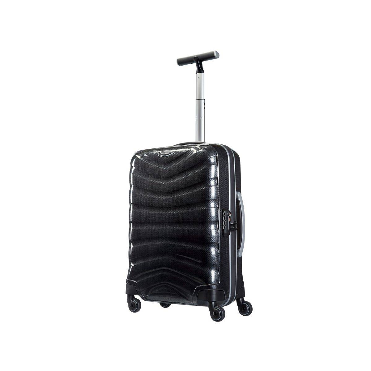 samsonite valise cabine 4 roues firelite 48574. Black Bedroom Furniture Sets. Home Design Ideas