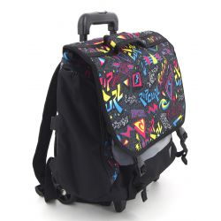 Rip Curl - Cartable à roulettes Neon Vibes Wh Cartable (bbpfg4)