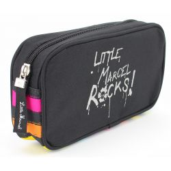 Little Marcel - Trousse 1 Compartiment Rodeo (rodeo)