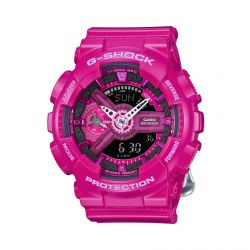 G-shock - Montre G-shock S-Series résine (gma-s110mp-4a3er)