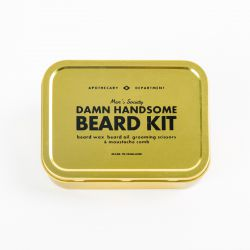 Men's Society - BEARD GROOMING KIT (M1111)