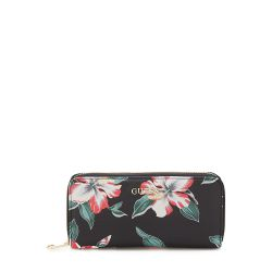 Guess - PORTEFEUILLE ISABEAU FLEURS (SWISAHP7246)