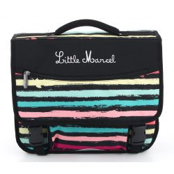 Little Marcel - Cartable 2 compartiments Rakel (rakel)