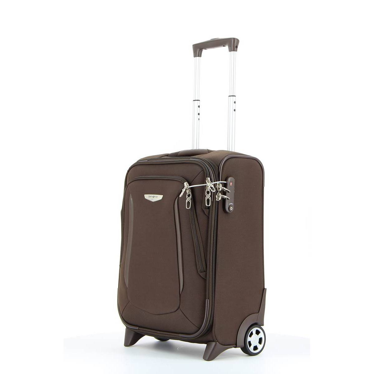 valise souple taille cabine bagages samsonite stilbag. Black Bedroom Furniture Sets. Home Design Ideas