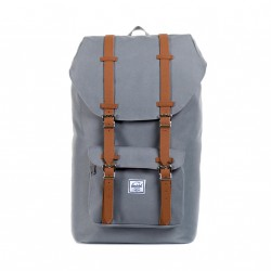 "Herschel - Grand sac à dos à rabat ordinateur 15"" 1 compartiment 25 litres Little America (10014)"