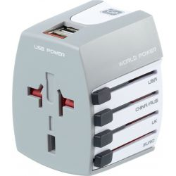 Go travel - Adaptateur universel (402)