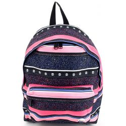 Sac A Dos Roxy Erjbp03266-Be Young Bleu/rose SXihLVjg
