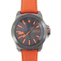Hugo Boss - Montre textile New York (1513010)