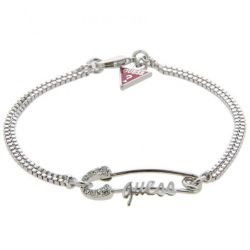 Guess - Bracelet argenté épingle (UBB80810)