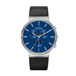 Skagen - Montre Ancher cuir (SKW6105)