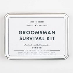 Men's Society - Groomsman Survival Kit (M11181)