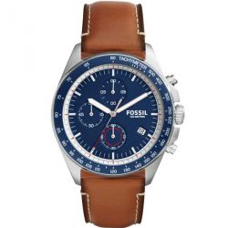 Fossil - Montre Fossil Sport cuir (ch3039)