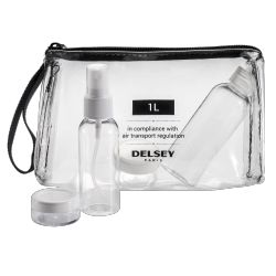 DELSEY - Kit bouteilles bagage cabine (3940630)
