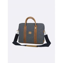 "Faguo - Sac ordinateur 15"" coton Laptop (LAPTOP01)"