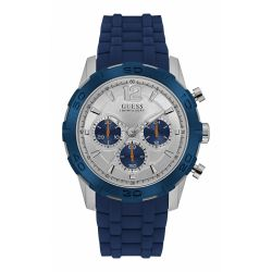 Guess - Montre silicone Caliber (w0864g6)