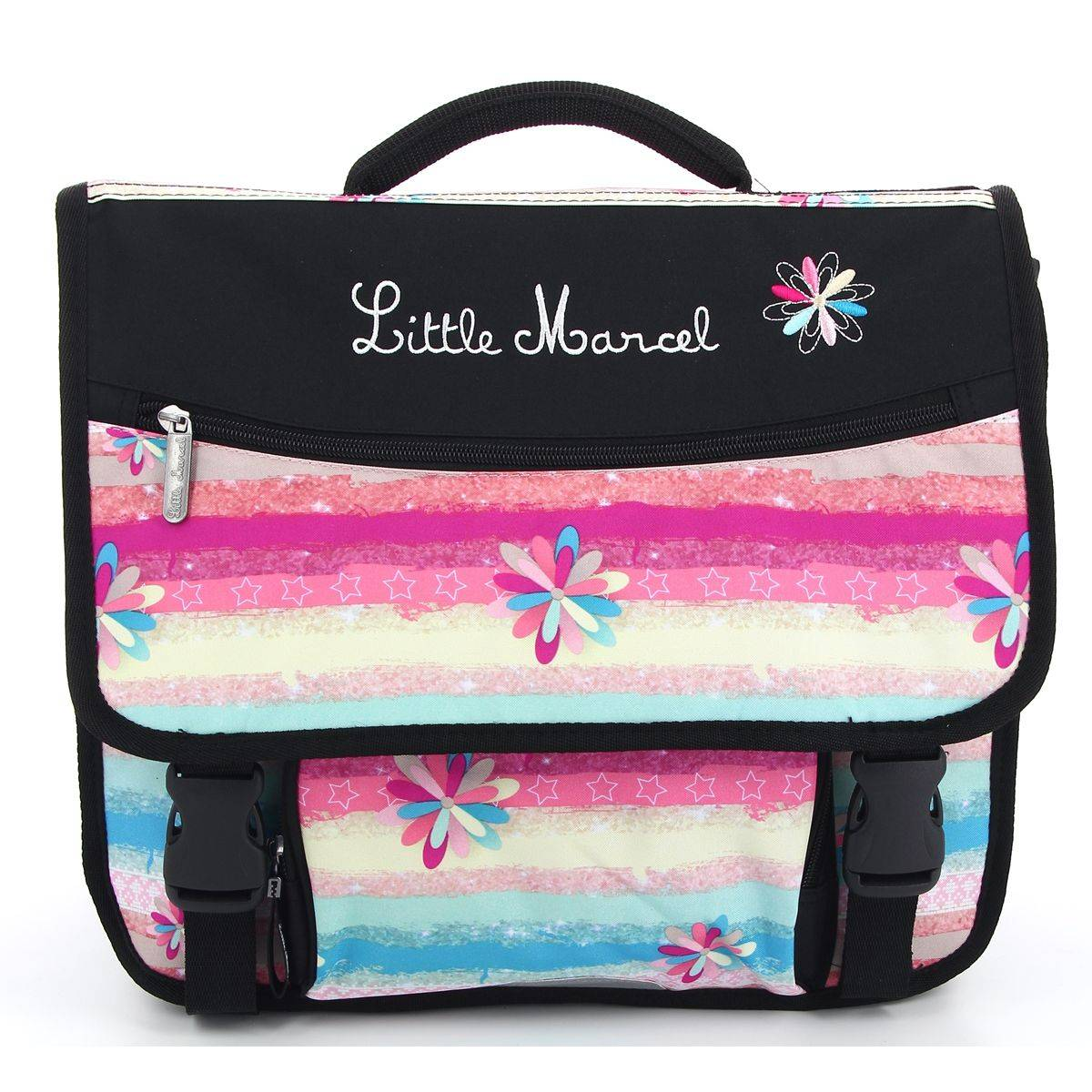 Little marcel cartable 2 compartiments rakel enfant rakel - Code promo little marcel frais de port ...