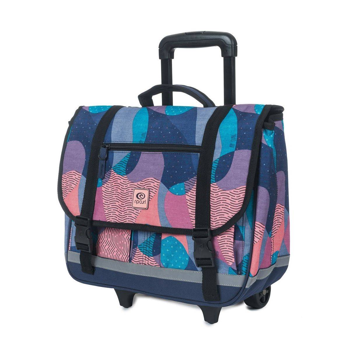 rip curl cartable roulettes camo fille fermoirs. Black Bedroom Furniture Sets. Home Design Ideas