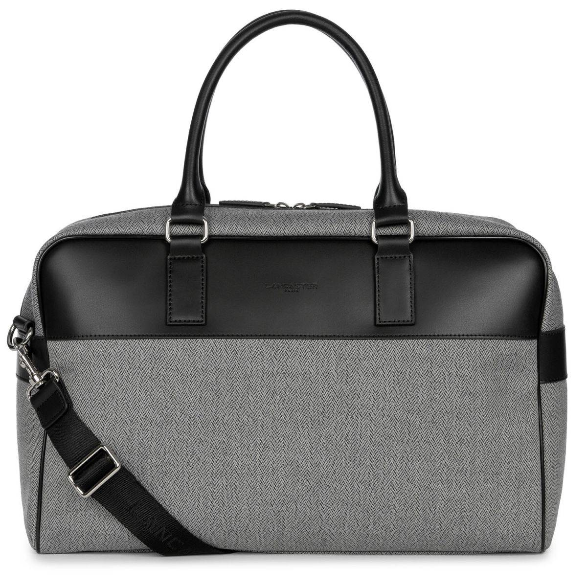 24h Besace Lancaster Dan 11 Zippée306 Fermeture Sac Homme Grand 8wvmyNnO0