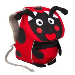 Affenzahn - Sac à dos Petits Amis coccinelle Lilly (AFZ-FAS-002-009)