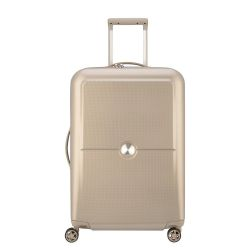 Delsey - Valise rigide taille moyenne 4 roues 65cm 68 litres Turenne (1621810)
