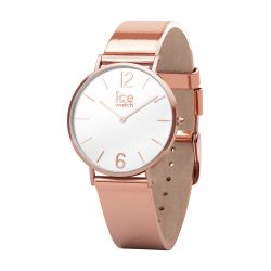 Ice Watch - Montre City Sparkling Metal Rose Gold (015085)