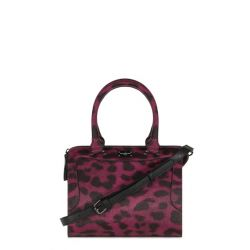 Paul's Boutique - Sac à main Hunter Raspberry Leopard (pbn126476)