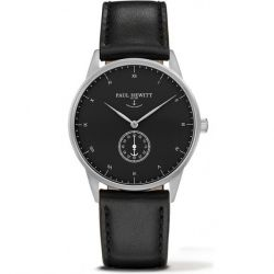 Paul Hewitt - Montre Signature cuir noir (ph-m1-s-b-2m)