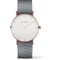 Paul Hewitt - Montre Sailor perlon gris (ph-sa-r-sm-w-18)