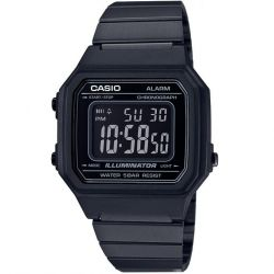 Casio - Montre Casio Collection acier noir (b650wb-1bef)