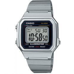 Casio - Montre Casio Collection acier (b650wd-1aef)