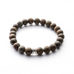Gemini - Bracelet Basic Mat Brown (b13)