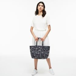 Lacoste - Sac cabas réversible Anna (nf2402as)