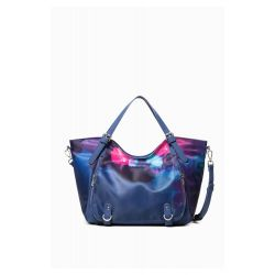 Desigual - Sac à main Blue Painter Rotterdam (18waxf35)