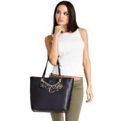 Guess - Sac cabas Hadley avec chaine (hwvg69 96230)