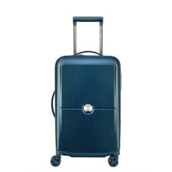 Delsey - Valise rigide taille cabine 4 roues 55cm 44 litres Turenne (1621801)