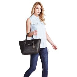 Guess - Sac à main bandoulière femme West Side (hwvg71 72070)