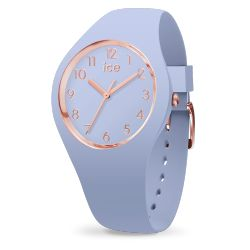 Ice Watch - Montre femme bracelet silicone Ice Glam Colour (015329)
