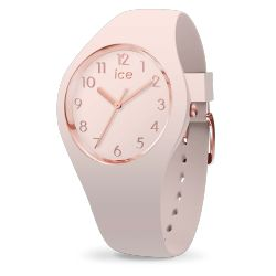 Ice Watch - Montre femme bracelet silicone Ice Glam Colour (015330)