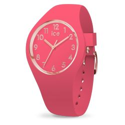 Ice Watch - Montre femme bracelet silicone Ice Glam Colour (015331)