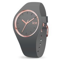 Ice Watch - Montre femme bracelet silicone Ice Glam Colour (015336)
