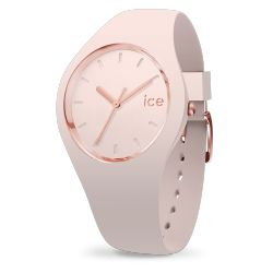 Ice Watch - Montre femme bracelet silicone Ice Glam Colour (015334)