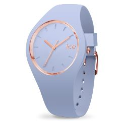 Ice Watch - Montre femme bracelet silicone Ice Glam Colour (015333)