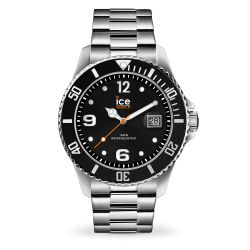 Ice-Watch - Montre homme bracelet métal Ice Steel (016032)