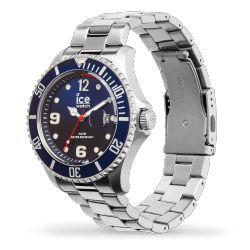 Ice-Watch - Montre Montre homme bracelet acier Ice Steel (015775)