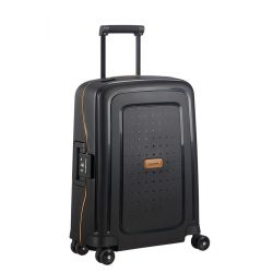Samsonite - Valise rigide taille cabine 4 roues 55cm 34 litres S'Cure Eco (115722)
