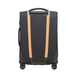 Samsonite - Valise souple taille cabine 4 roues 55cm 38 litres Spark SNG Eco (115758)